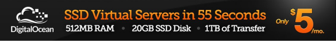 SSD Virtual Servers